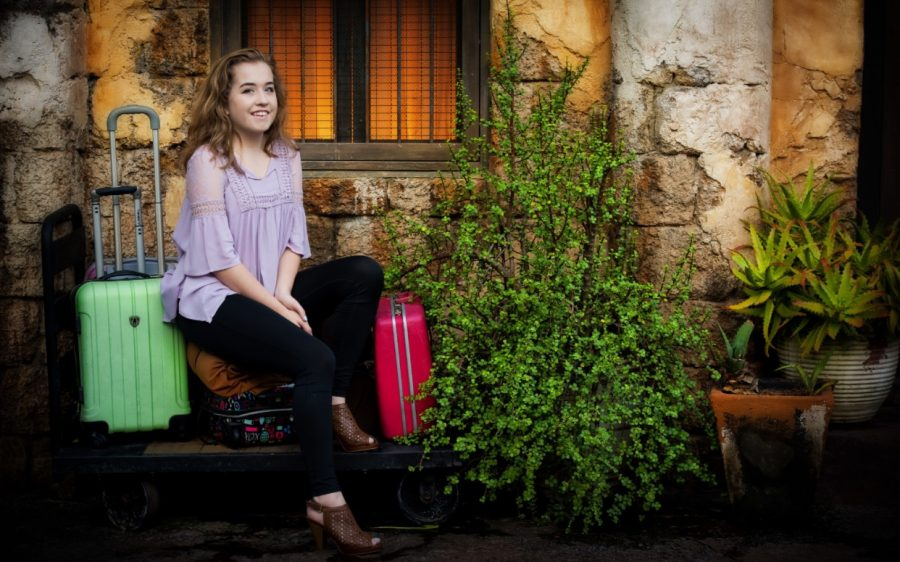 Katie Hicks pursues dreams of a future in theater