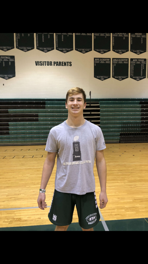 Player Profile: Justin Hoving
