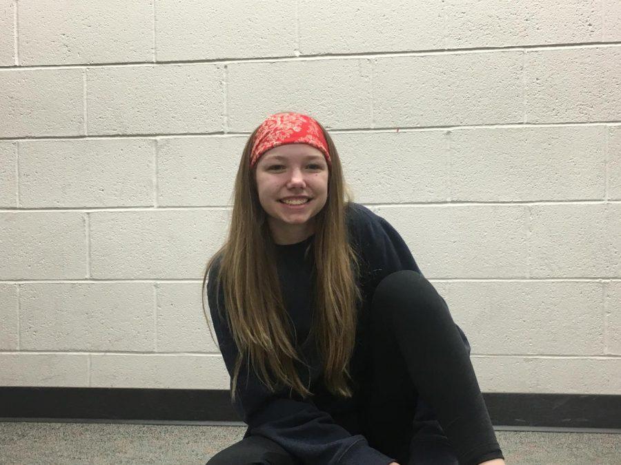 Humans of FHC: Tori Macleod