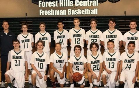 Freshman boys basketball takes a huge win over Northern