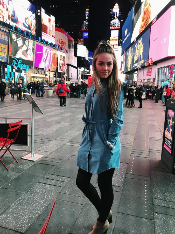 Player Profile: Lauren Bont
