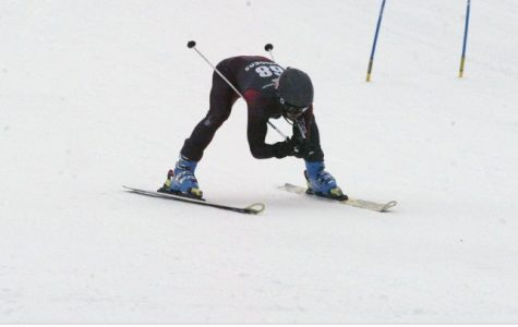 Boys ski team takes home third and fifth place at this week's race