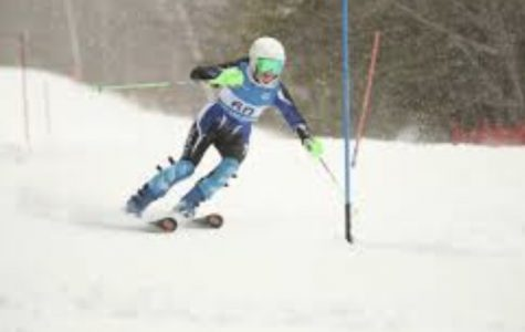 Girls ski team has a successful night on the slopes