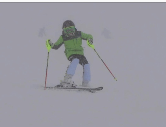 Boys varsity ski has solid performance at the Caberfae races
