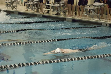 Boys swim and dive with a 106-72 victory over Northview