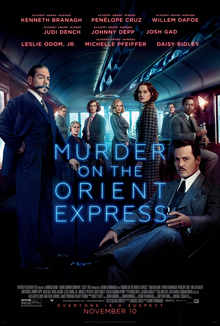 Murder on the Orient Express opened my eyes to the world of murder mysteries