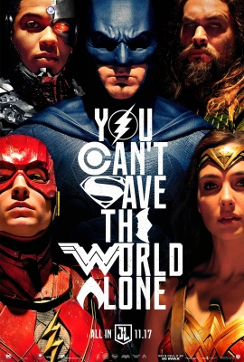 Justice League provides a strong addition to the DC cinematic series