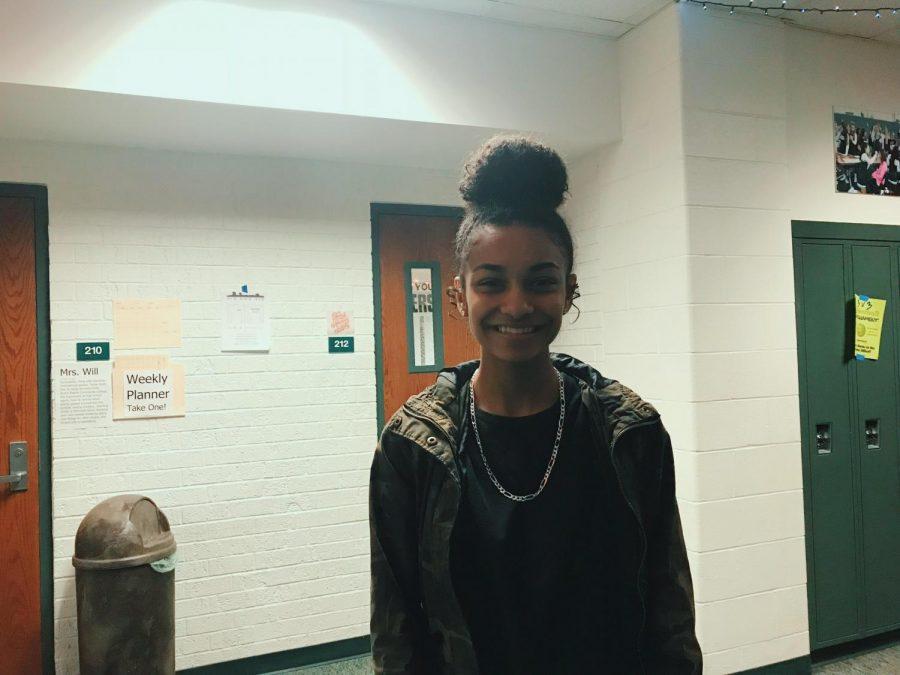 Humans of FHC: Alexis Dillard