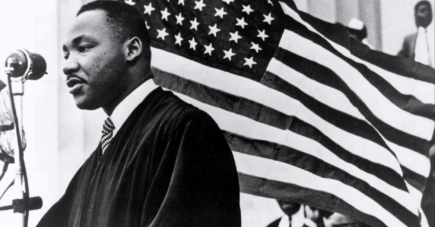 The GLI Club attends GVSU to commemerate MLKs legacy