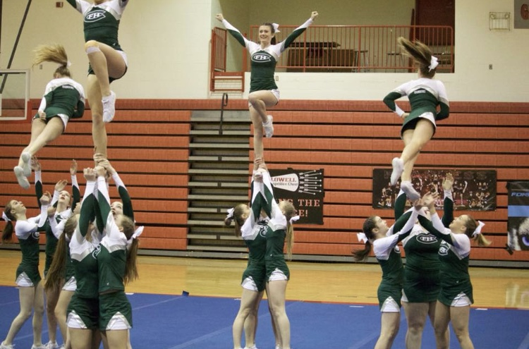 Competitive cheer has another outstanding performance