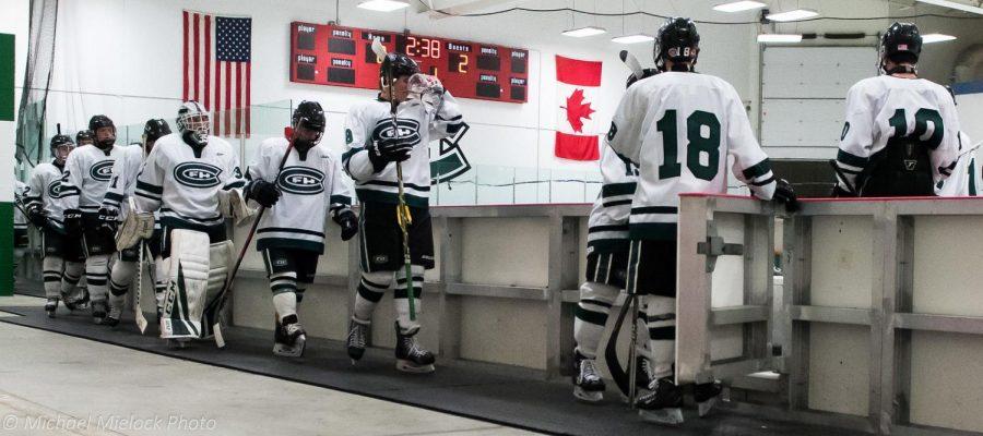 Boys+Varsity+Hockey+falls+short+to+East+Kentwood+2-1+on+a+late+goal