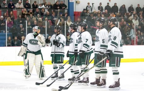 A look ahead at boys varsity hockey's rematch vs. Reeths-Puffer