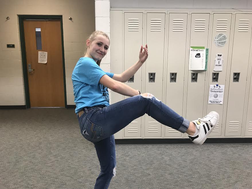 Humans of FHC: Abby Stritzinger