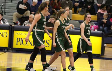 Girls varsity basketball district semi final preview: EGR Pioneers