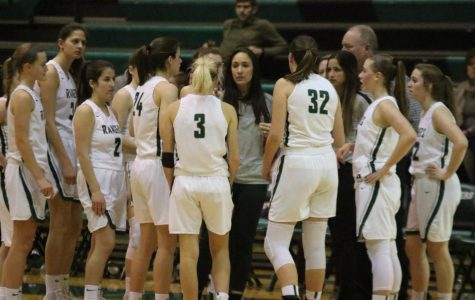 Girls varsity basketball secures key win over Lowell 45-38