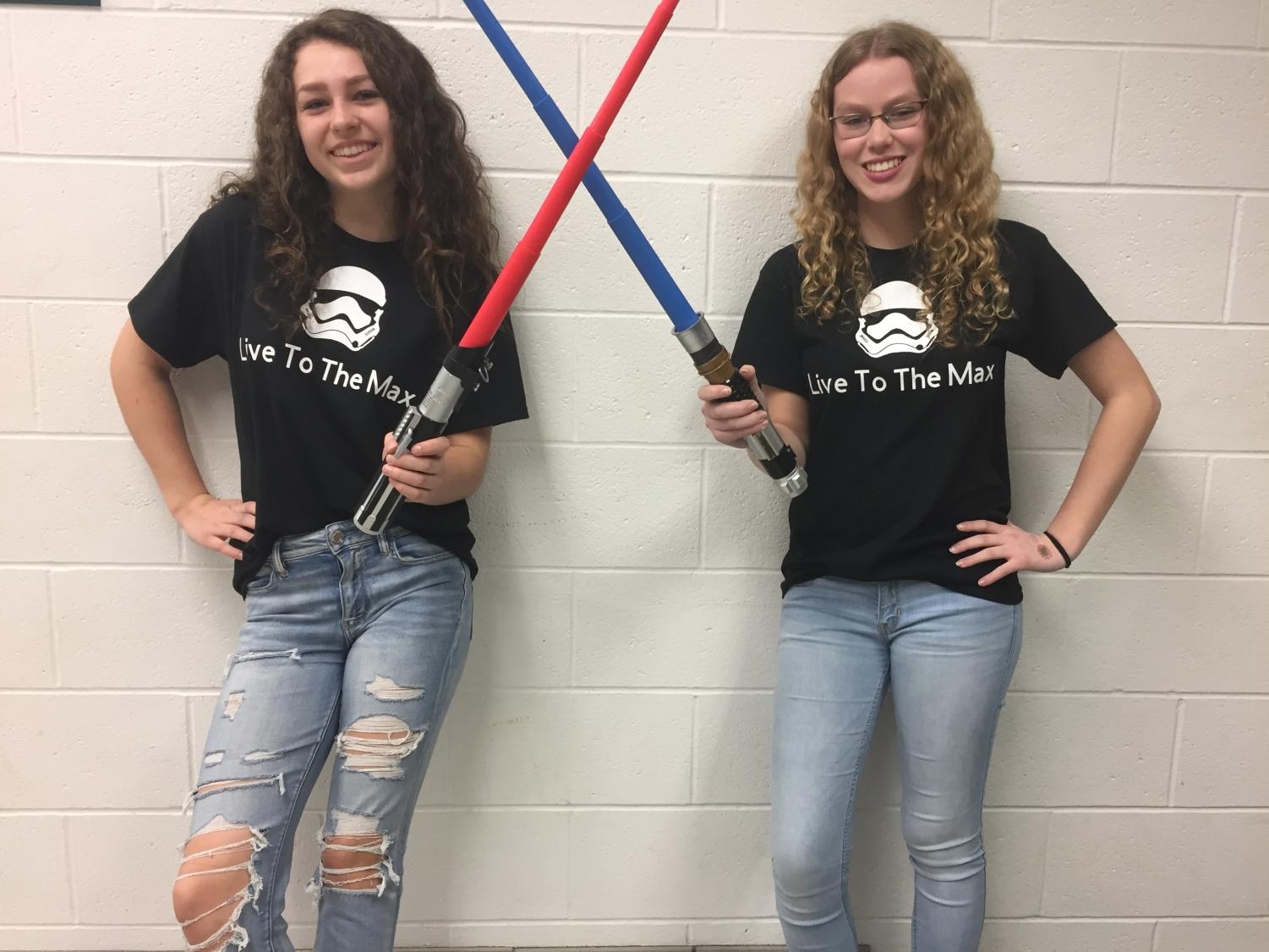 Winterfest Spirit Week 2018 Day 4: Live To the Max Day
