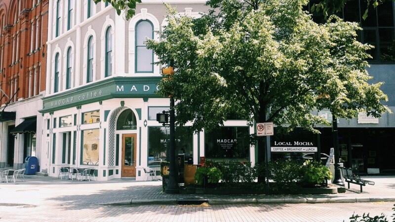 My top five coffee shops in Grand Rapids