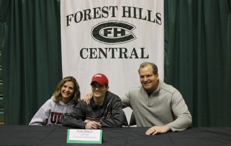 Kyle Basch – University of Indianapolis