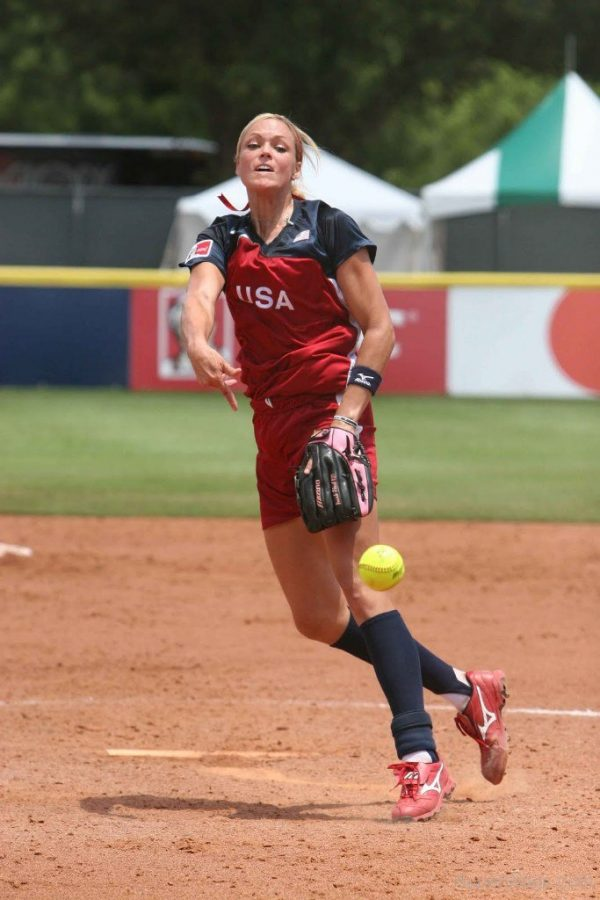 Women in sports: Jennie Finch