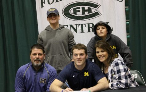 Bryce Clay – University of Michigan