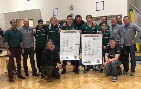 5 FHC wrestlers continue on to Individual Regional tournament