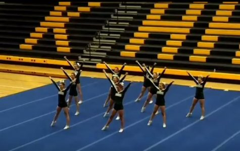 Competitive cheer faces challenges over the weekend