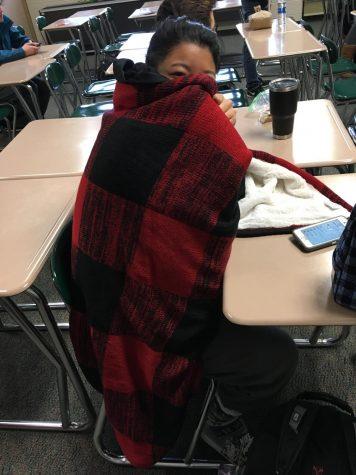 Winterfest Spirit Week 2018 Day 3: Grey Outfit Day