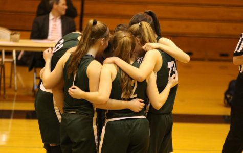 Girls varsity basketball wins 58-46 in battle with Ottawa Hills