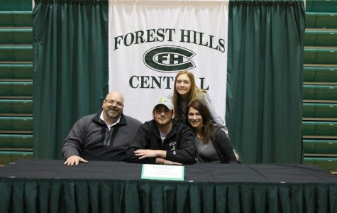 Daniel Riser – Northern Michigan University