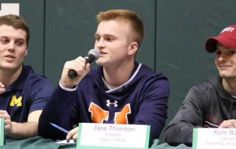 Jace Thornton – Hope College
