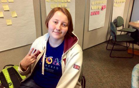 Humans of FHC: Clara Mosentine