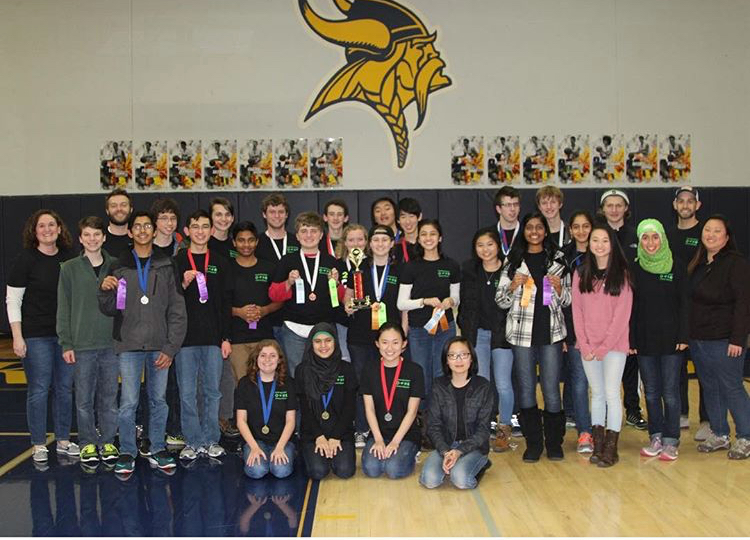 Science+Olympiad+prepares+for+Regionals+with+a+first+place+at+the+Haslett+Invitational