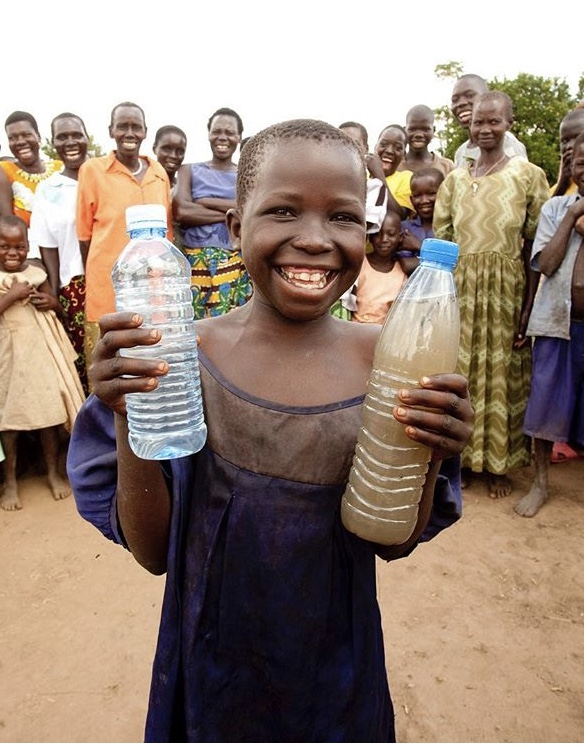 Clean water: the essential but dwindling natural resource