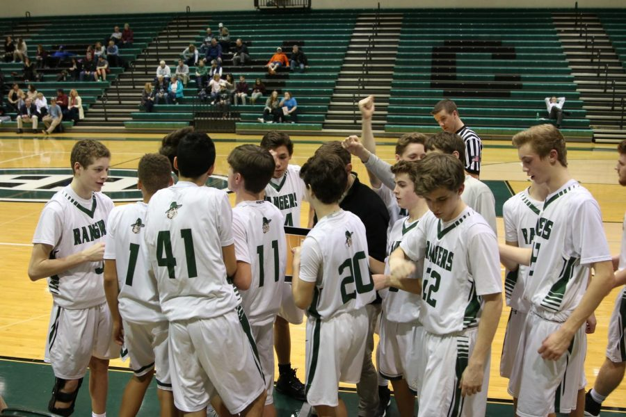 Freshman boys basketball falls to Ottawa Hills in last game of season