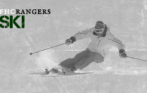 The FHC girls varsity Ski and Ben Finkelstein raced at this past weekend's State Tournament