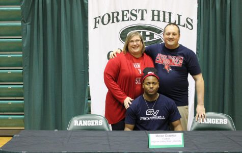 Moise Guerrier – Saginaw Valley State University