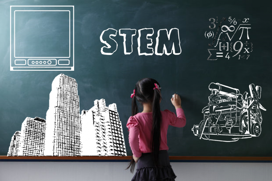Action needs to be taken to get girls involved in STEM