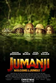 Jumanji: Welcome to the Jungle is nothing special