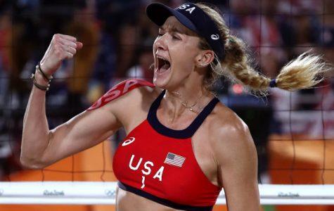 Women in sports: Kerri Walsh Jennings