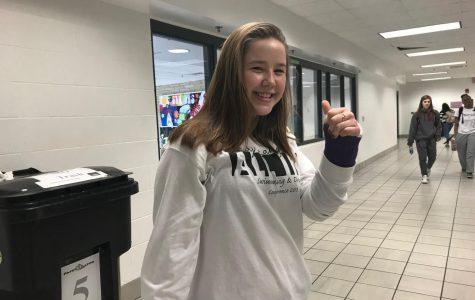 Humans of FHC: Megan Stockenauer