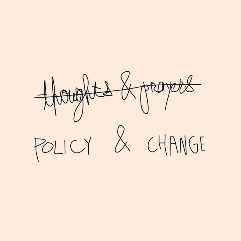 It's never been enough to just hope for change