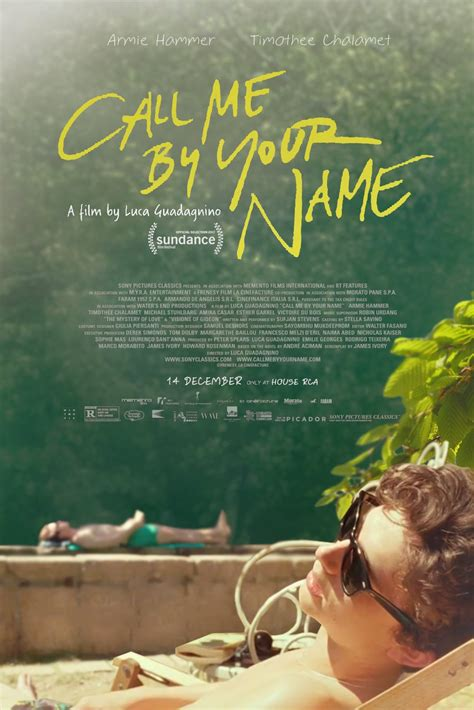 Call Me by Your Name is done beautifully and worth the time