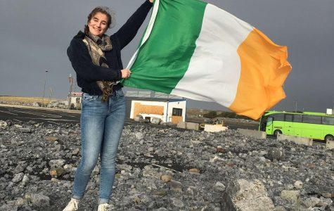 Julia Cunningham's exchange in Ireland was life-changing