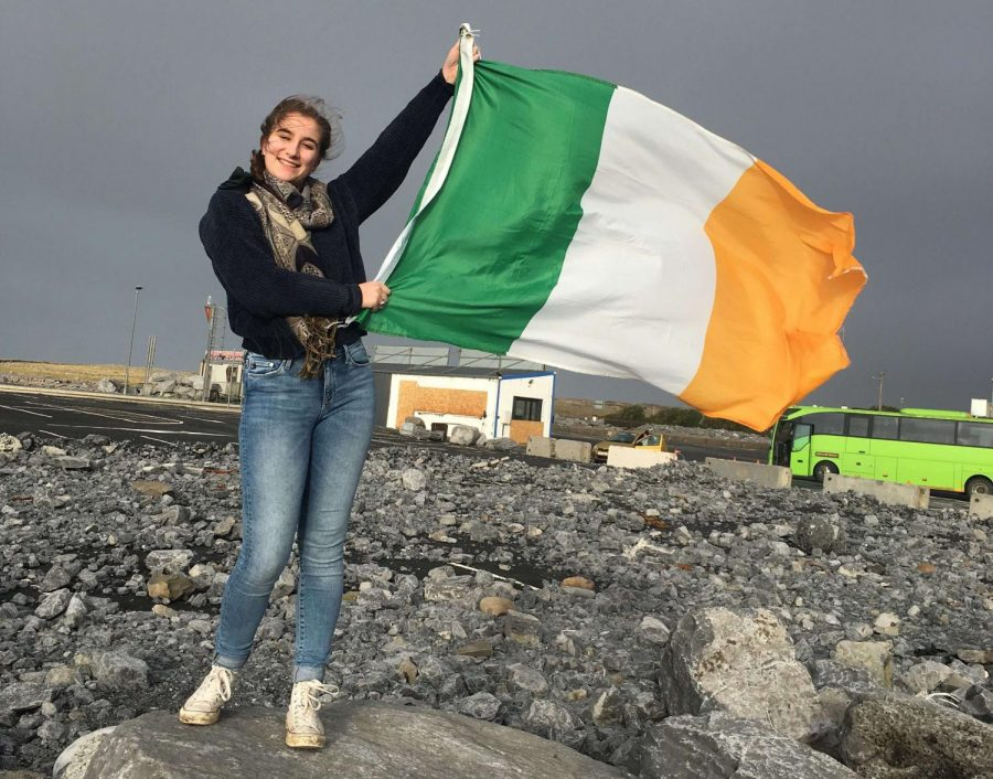 Julia Cunninghams exchange in Ireland was life-changing