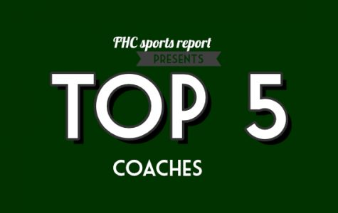 Top 5 Coaches