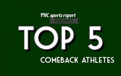 Top 5 comeback athletes