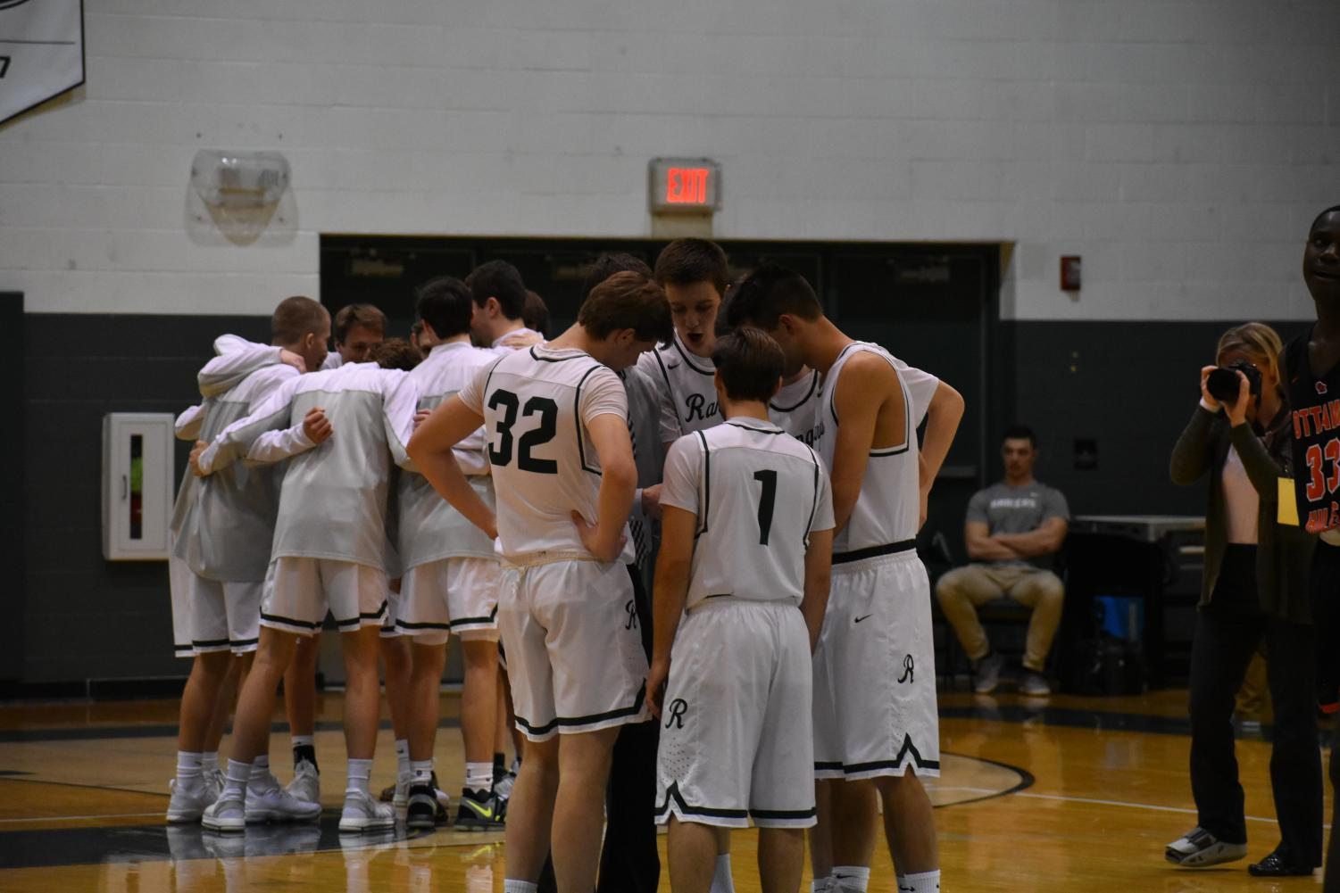 FHC Varsity Men's Basketball vs Ottawa Hills: March 1, 2018- Senior Night