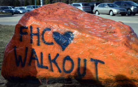 FHC School Walkout #ENOUGH – March 14th 2018