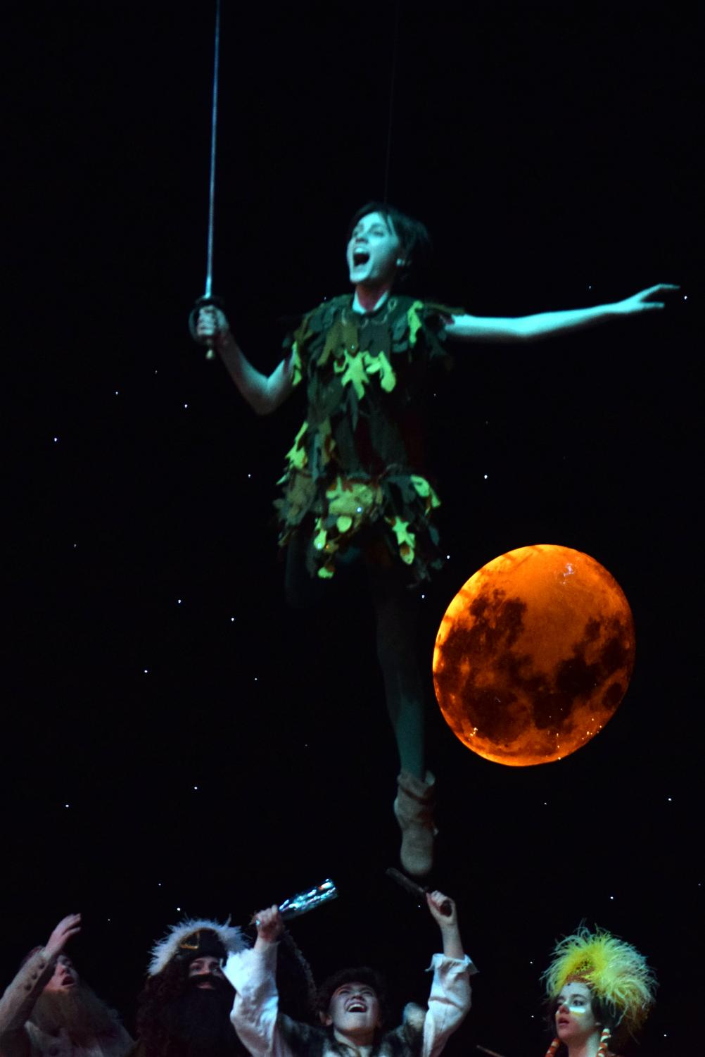 FHC Spring Musical 2018: Peter Pan