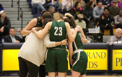 Girls varsity basketball season wrap-up